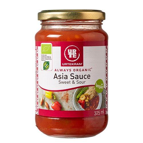Image of   Urtekram Asia Sauce Sur & Sød (325 ml)
