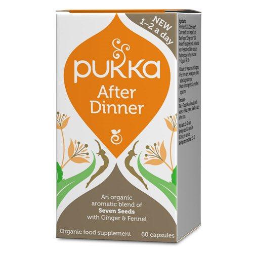Image of Pukka After Dinner Ø - 60 kapsler