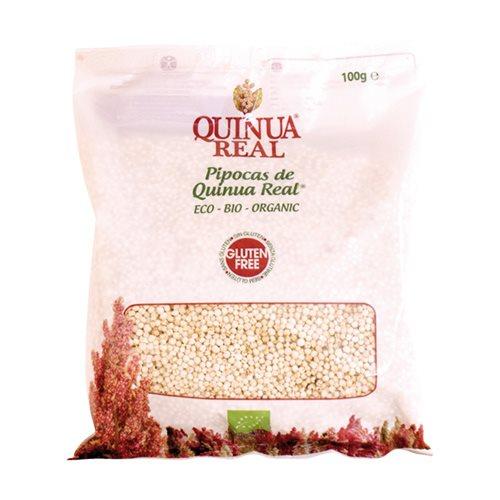 Image of   Quinoa Puffed Øko - 100 gram