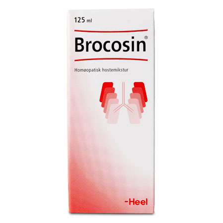 Image of Brocosin Hostemikstur - 125 ml.