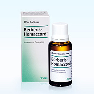 Image of Berberis Homaccord - 30 ml.