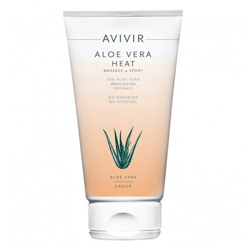 Avivir aloe vera Heat 70% - 150 ml.