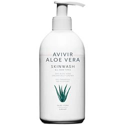 AVIVIR Aloe Vera Skin Wash - 300 ml.