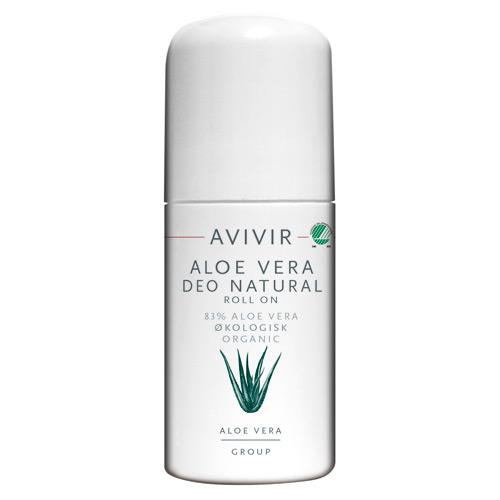 AVIVIR Aloe Vera Deo Naturel - 50 ml.