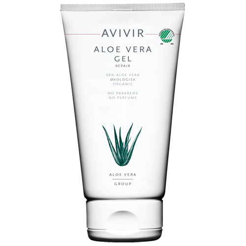 Image of Avivir aloe vera Gel 98% - 150 ml.