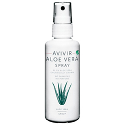 Avivir aloe vera Spray Naturel 99,5% - 75 ml.