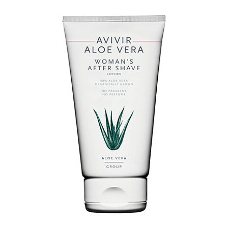 Avivir aloe vera Womans After Shave - 150 ml.