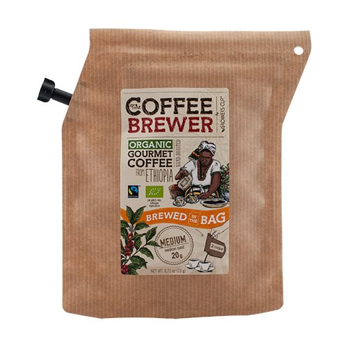 Ethiopia special kaffe Growers Cup Ø - 18 gram