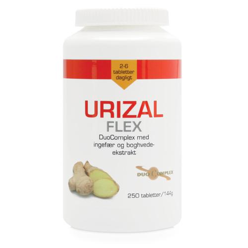 Urizal Flex - 250 tabletter