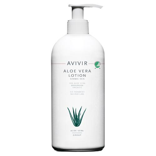 Avivir aloe vera Lotion 90 % aftersun - 500 ml