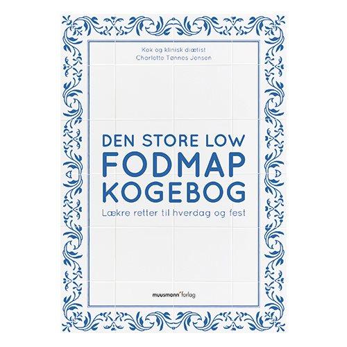 Nordisk Bog Center Den store low FODMAP kogebog