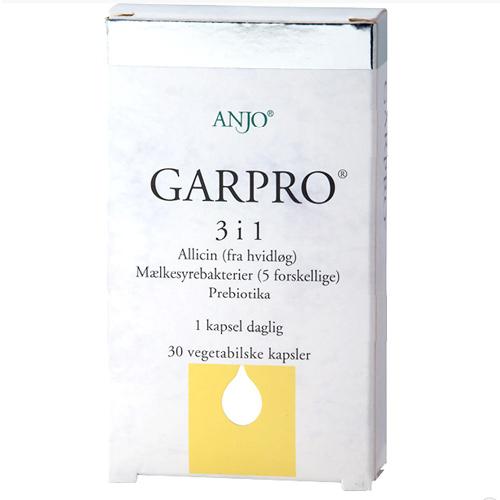 Image of   Garpro - 30 kapsler