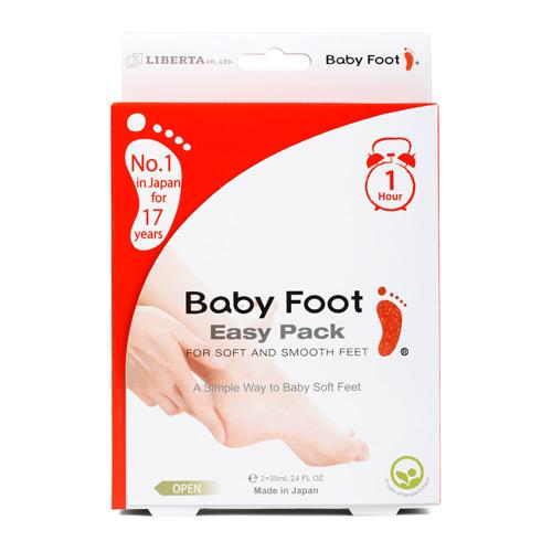 Baby Foot fodpakning til bløde fødder 70 ml.