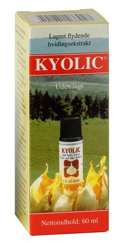Kyolic flydende 60 ml.