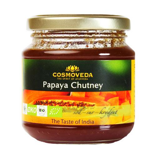 Image of Chutney Papaya Økologisk - 225 gram