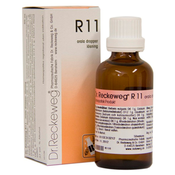 Image of   Dr. Reckeweg R 11 - 50 ml.