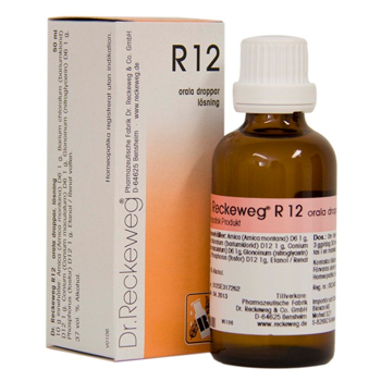 Image of   Dr. Reckeweg R 12 - 50 ml.