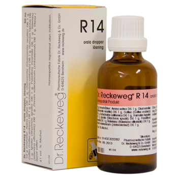 Image of   Dr. Reckeweg R14 - 50 ml.