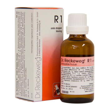 Image of   Dr. Reckeweg R 1 - 50 ml.