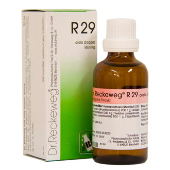 Image of   Dr. Reckeweg R 29 - 50 ml.
