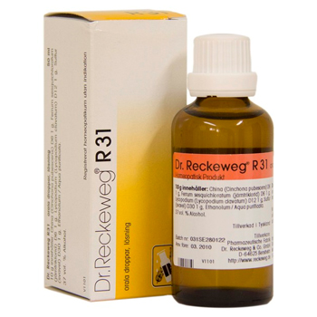 Image of   Dr. Reckeweg R 31 - 50 ml.