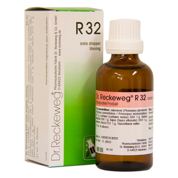 Image of   Dr. Reckeweg R 32 - 50 ml.