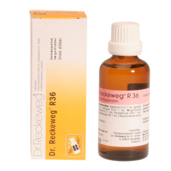 Image of   Dr. Reckeweg R 36 - 50 ml.