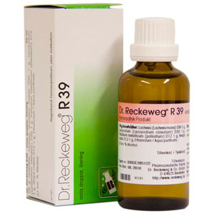 Image of   Dr. Reckeweg R 39 - 50 ml.