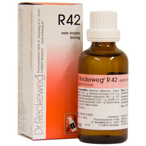 Image of   Dr. Reckeweg R 42 - 50 ml.