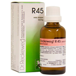 Image of   Dr. Reckeweg R 45 - 50 ml.