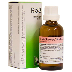Image of   Dr. Reckeweg R 53 - 50 ml.