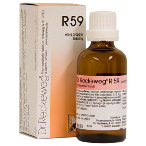 Image of   Dr. Reckeweg R 59 - 50 ml.