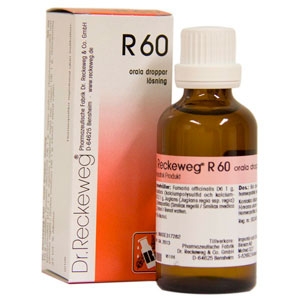 Image of   Dr. Reckeweg R60 - 50 ml.