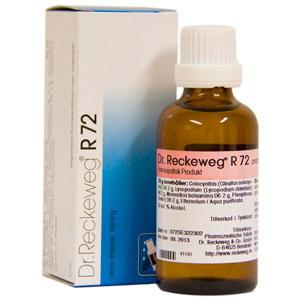 Dr. Reckeweg R 72 - 50 ml.