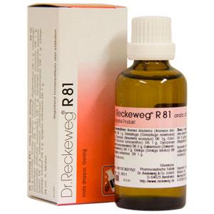 Dr. Reckeweg R 81 - 50 ml.