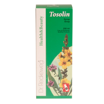 Dr. Reckeweg Tosolin - 250 ml.