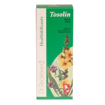Dr. Reckeweg Tosolin - 250 ml.