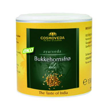 Image of   Bukkehornfrø hele økologiske - 130 gram