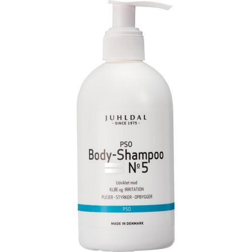 Juhldal PSO Body gel-shampoo no.5 - 250 ml.