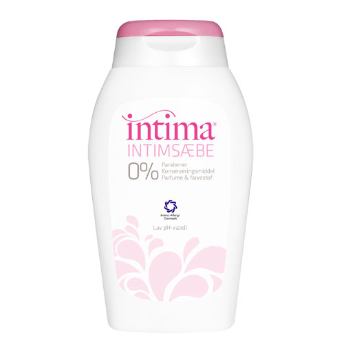 Image of   Intima intimsæbe - 175 ml.
