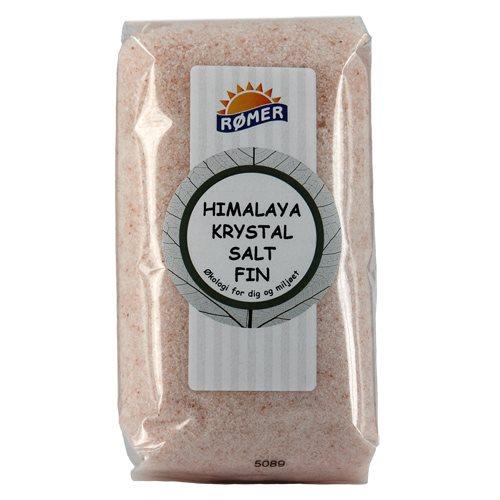 Image of   Himalaya krystalsalt fint fra Rømer - 500 gram