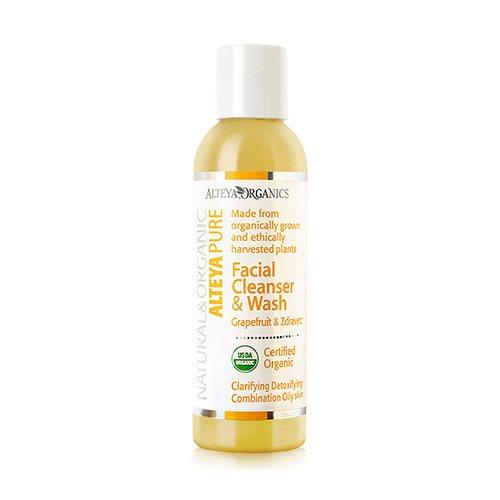 Image of   Organic Beauty Facial Cleanser Grapefruit Og Zdravetz (150 ml)