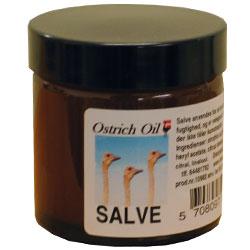 Ostrich Salve Citron - 60 ml.