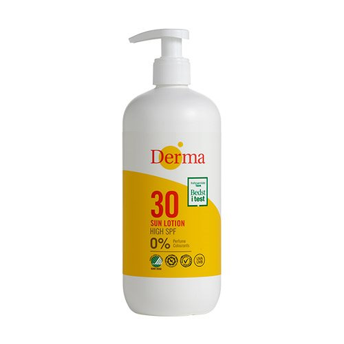 Image of   Derma sollotion Spf30 (500 ml)