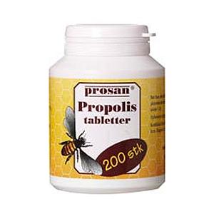 Image of Prosan Propolis Sukkerfri - 200 tabletter
