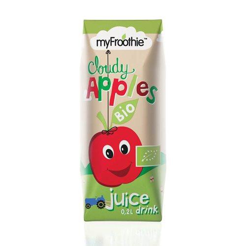 Image of MyFroothie apple børnejuice øko - 200 ml.
