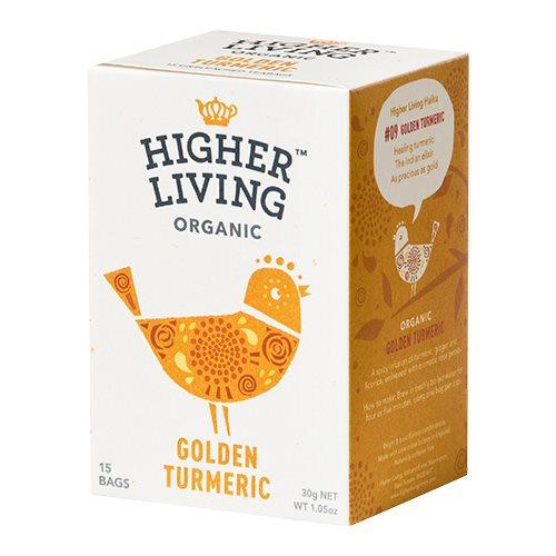 Gylden Gurkemeje te Øko Higher Living - 15 breve