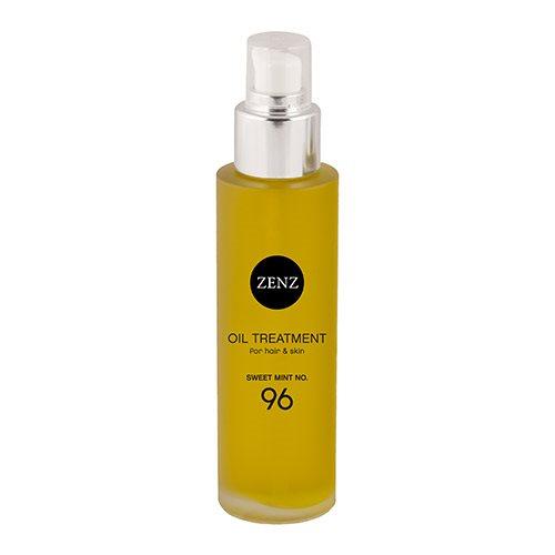 Billede af Zenz Organic Oil treatment No. 96 Sweet Mint (100 ml)