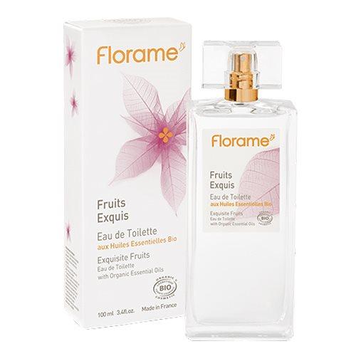 Florame Eau de Toilette Exquisite Fruits - 100 ml.