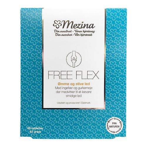 Free Flex tabletter fra Mezina - 60 stk.